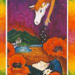 【大アルカナⅩⅢ 眠れる森の美女(眠り姫)】インナーチャイルドカード
