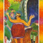 【大アルカナⅣ 裸の王様】インナーチャイルドカード