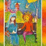 【大アルカナⅧ 美女と野獣】インナーチャイルドカード