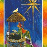 【大アルカナⅩⅦ 星に願いを】インナーチャイルドカード