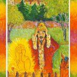 明日のあなたを創るのは【大アルカナⅩⅠ ミダス王と金の手】インナーチャイルドカード